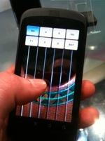 Video: Haptics turn mobile phone into virtual guitar