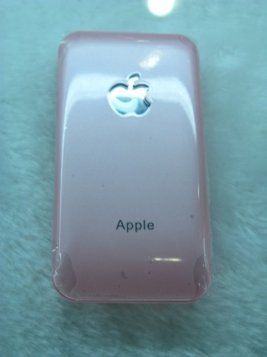 Imitation iPhone in candy pink