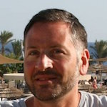 Rob Graham, Global Head of User Experience, AstraZeneca