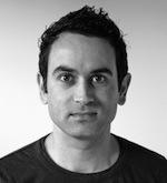 Arun Vasudeva, Design Lead, Future Technologies, Pearson